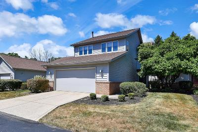 Westerville Condo For Sale: 4968 Blendon Pond Drive