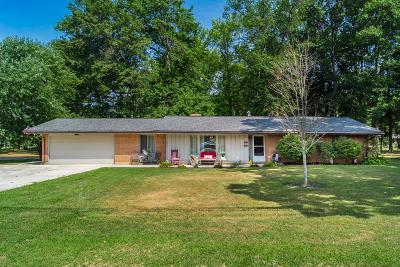 Plain City Single Family Home For Sale: 10234 Brock Road