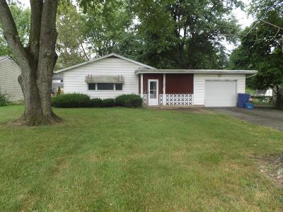 Single Family Home For Sale: 59 Troy Road