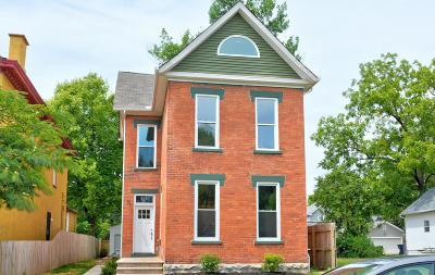 Columbus Single Family Home For Sale: 155 N 22nd Street