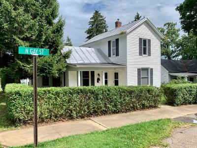 Mount Vernon Single Family Home For Sale: 812 N Gay Street