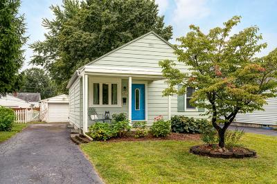 Clintonville Single Family Home For Sale: 269 E Jeffrey Place