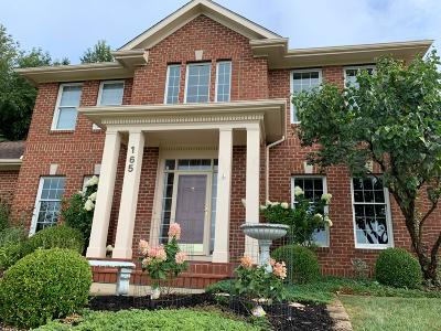 Single Family Home For Sale: 165 Brennan Drive
