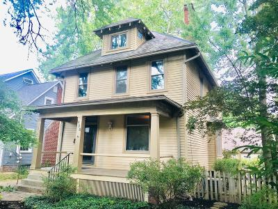 Bexley Single Family Home For Sale: 828 Pleasant Ridge Avenue