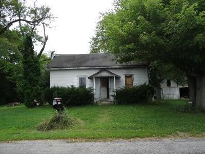 Mount Sterling Single Family Home For Sale: 12701 Kiousville Palestine Road