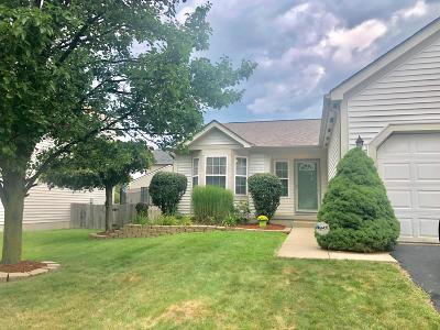 Blacklick Single Family Home For Sale: 7830 Waggoner Chase Boulevard