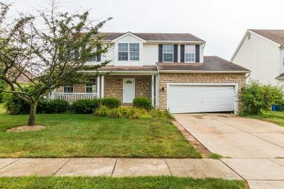 Pickerington Single Family Home For Sale: 3561 Creek Meadows Drive