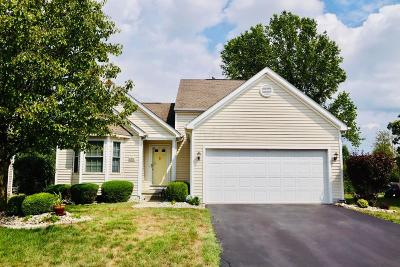 Grove City Single Family Home For Sale: 2376 Boston Mills Drive