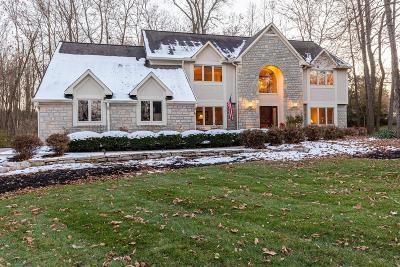 Dublin OH Single Family Home For Sale: $564,900