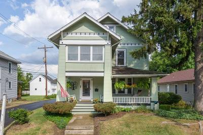 Westerville Single Family Home For Sale: 108 N Vine Street