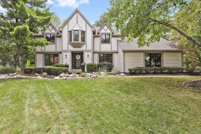 Columbus Single Family Home For Sale: 7587 Grotto Court