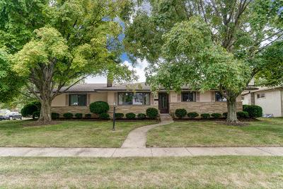 Grove City Single Family Home For Sale: 2588 Eugene Avenue