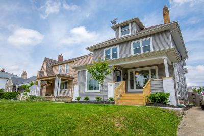Columbus Single Family Home For Sale: 156 Guernsey Avenue
