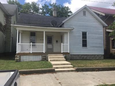 Washington Court House Single Family Home For Sale: 305 N Fayette Street