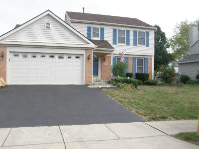 Grove City Single Family Home For Sale: 4368 Seashell Court