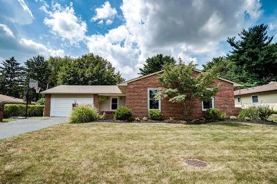 Gahanna Single Family Home For Sale: 373 Invicta Place