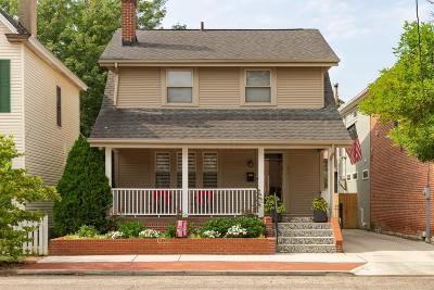 Columbus Single Family Home For Sale: 377 Siebert Street