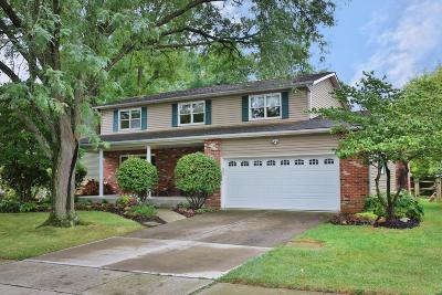 Westerville Single Family Home For Sale: 57 Spring Hollow Lane