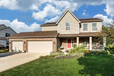 Hilliard Single Family Home For Sale: 4298 Creekbend Drive