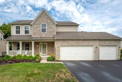 Powell Single Family Home For Sale: 7937 Bridge Crossing Court