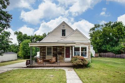 Clintonville Single Family Home For Sale: 622 Chase Road