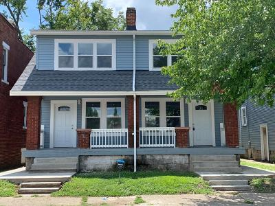 Columbus Multi Family Home For Sale: 419-421 Frebis Avenue