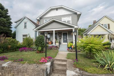 Columbus Single Family Home For Sale: 1357 S 5th Street
