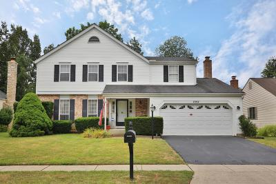 Columbus Single Family Home For Sale: 1357 Tiehack Court