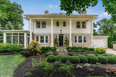 Upper Arlington Single Family Home For Sale: 2061 Waltham Road