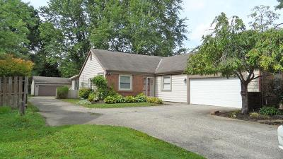 Westerville Single Family Home For Sale: 272 E Schrock Road