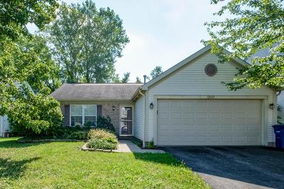 Grove City Single Family Home For Sale: 2100 Earlsway Drive