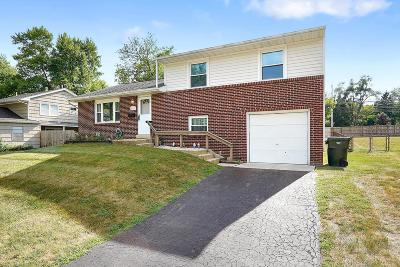 Columbus Single Family Home For Sale: 3373 Clearview Avenue
