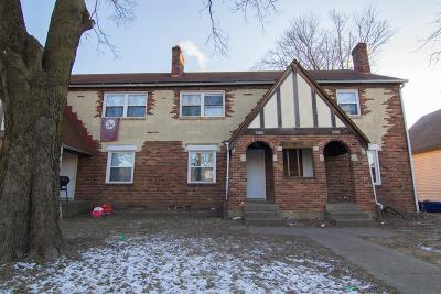 Columbus Multi Family Home For Sale: 2210 Homestead Drive