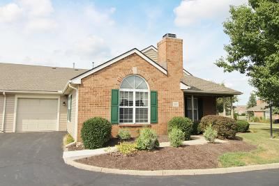 Lewis Center Condo For Sale: 526 Chardonnay Lane