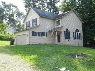 Thornville Single Family Home For Sale: 579 Edgewater Beach Boulevard