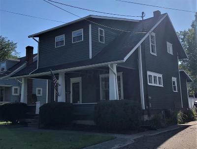 Newark Single Family Home For Sale: 271 N 21st Street