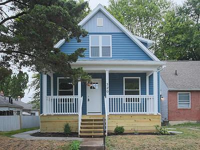 Columbus Single Family Home For Sale: 320 S Powell Avenue