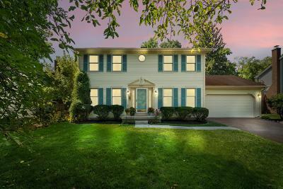 Upper Arlington Single Family Home For Sale: 2401 Fishinger Road