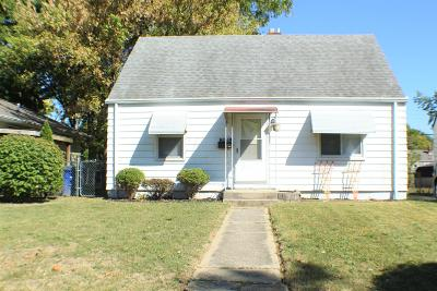 Columbus Single Family Home For Sale: 2806 Atwood Terrace