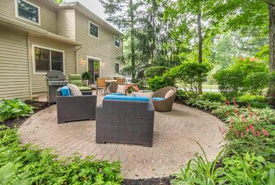 Westerville Single Family Home For Sale: 723 Autumn Tree Place