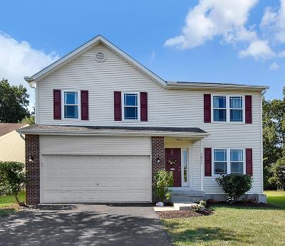 Blacklick OH Single Family Home For Sale: $204,900