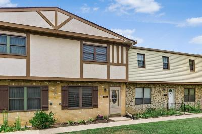 Grove City Condo For Sale: 3822 King James Drive #B38