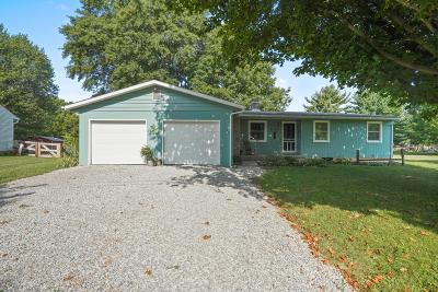Single Family Home For Sale: 498 Acme Road