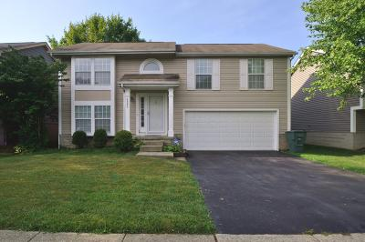 Reynoldsburg Single Family Home For Sale: 6985 Richfield Drive