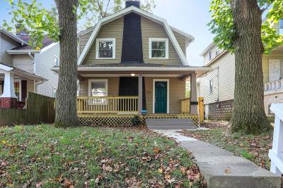 Columbus Single Family Home For Sale: 1028 Miller Avenue
