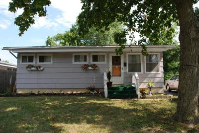 Columbus OH Single Family Home For Sale: $85,000
