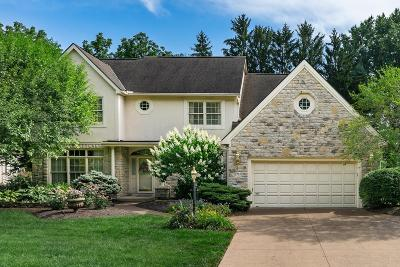 Upper Arlington Single Family Home For Sale: 2757 Wickliffe Road