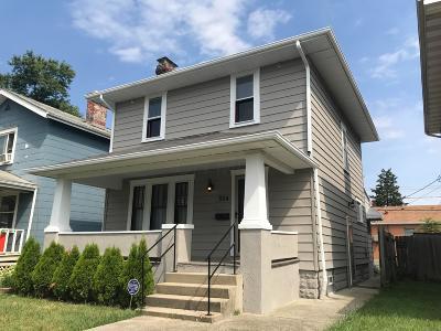 Columbus Single Family Home For Sale: 554 Sheldon Avenue