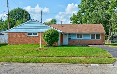 Reynoldsburg Single Family Home For Sale: 6574 Creon Drive