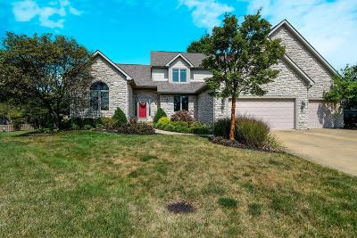 Westerville Single Family Home For Sale: 454 Legacy Court